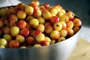 kirschen marzipan marmelade mosauerin