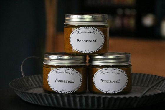 Bosnasenf