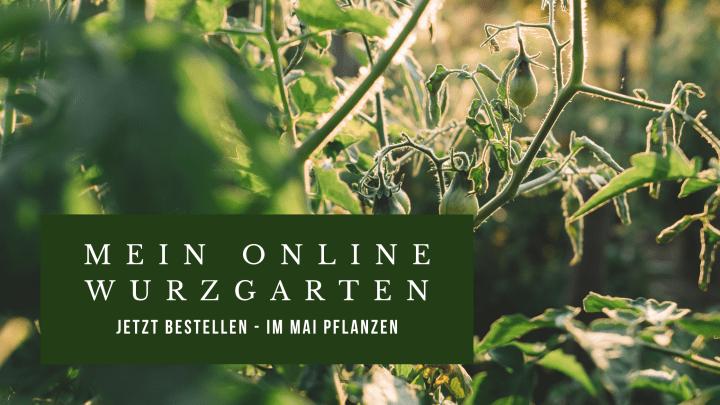 Juhu Wurzgarten wieder online!