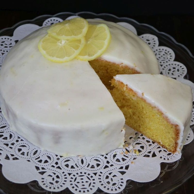 Limoncello Kuchen Mosauerin Innviertel Blog