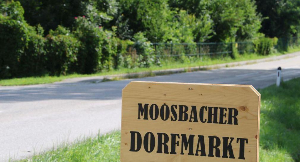 Moosbacher Dorfmarkt Mosauerin Innviertel
