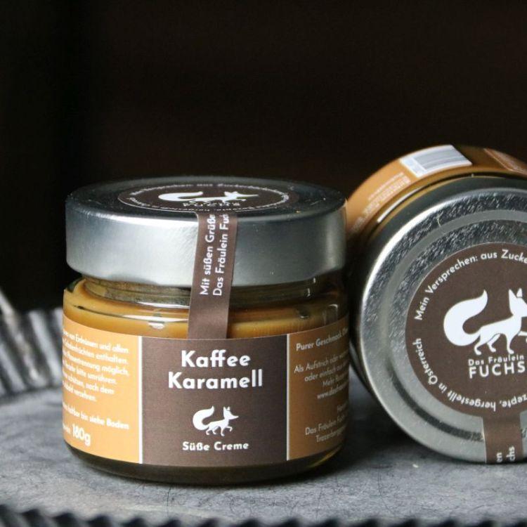 Kaffee Karamell (Das Frl. Fuchs)