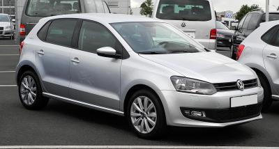 Шины и диски для Volkswagen Polo 2011, размер колёс на ...