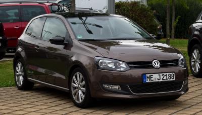 Шины и диски для Volkswagen Polo 2012, размер колёс на ...
