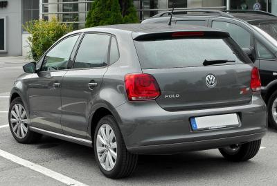 Шины и диски для Volkswagen Polo 2013, размер колёс на ...