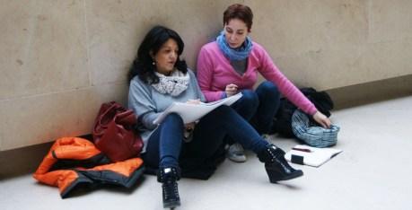 Quello che non ci sara mai in un corso tradizionale Una studentessa dall'Italia