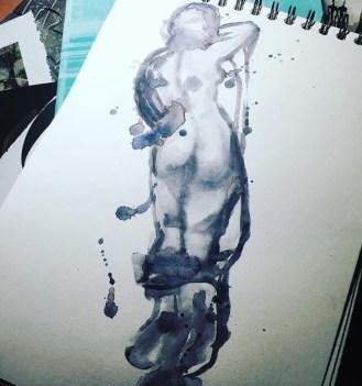 comment peindre à l'aquarelle