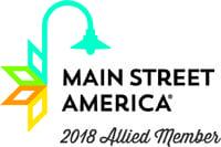 2018 Main Street America Logo