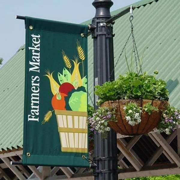 Shopping Center & Municipality Banners