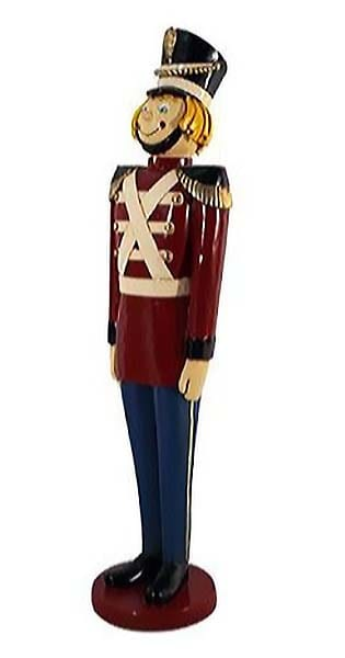 5ft. Tin Soldier Photo Op