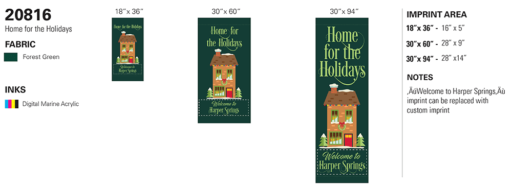 20816 Home For The Holidays recipe