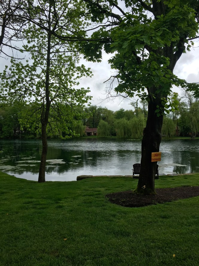 Gervasi Vineyard Lake