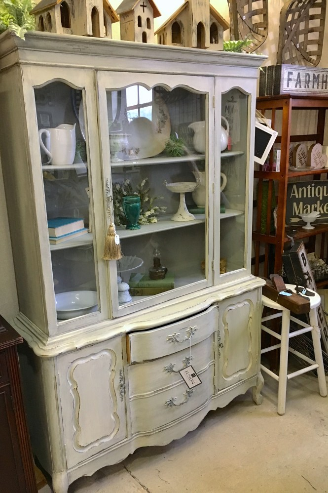 farmhouse kitchen hutch