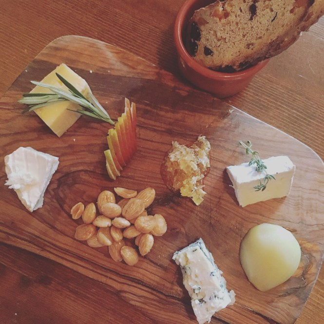 cheese board la bicyclette carmel california