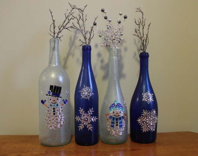 Holiday Wine Bottle Craft For Festive Decorations Moscato Is My Mantra