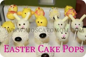 Funfetti Cake Pops Babycakes