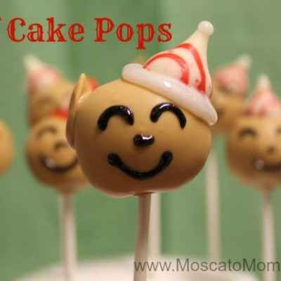 How To Make Elf Cake Pops
