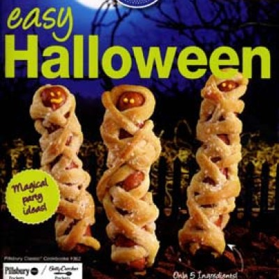 Yummy Mummy Dogs – Halloween Snacks