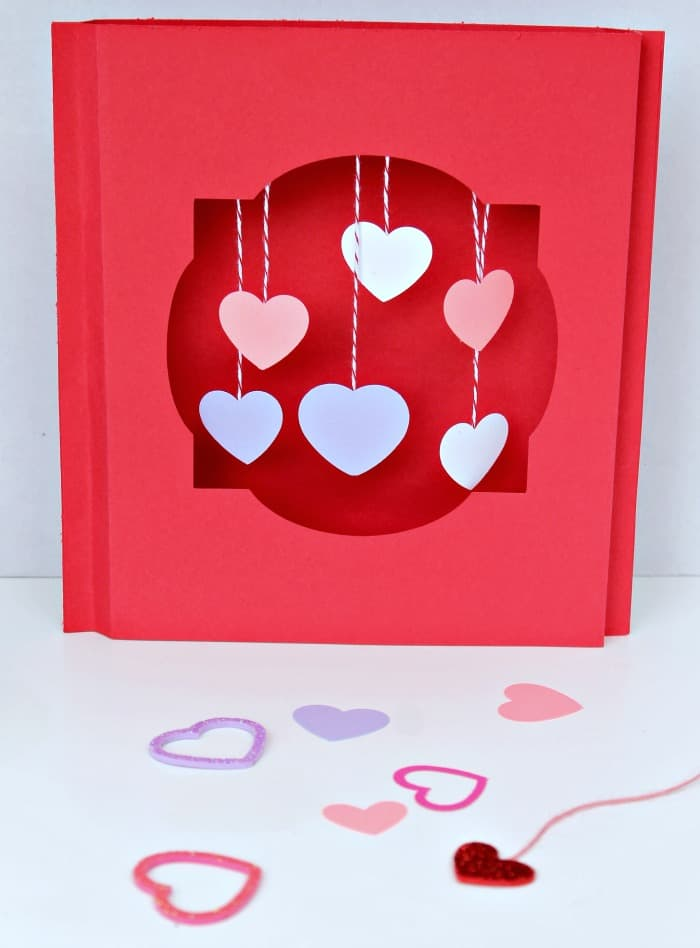 How To Make 3d Valentines Cards