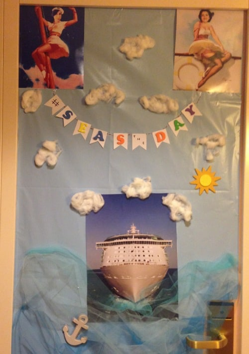 cruise door decorations 20