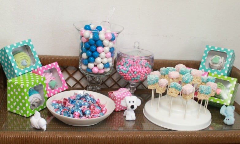pampers firsts party 2