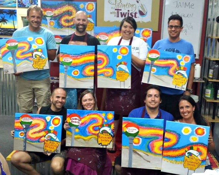 Painting With A Twist RLI
