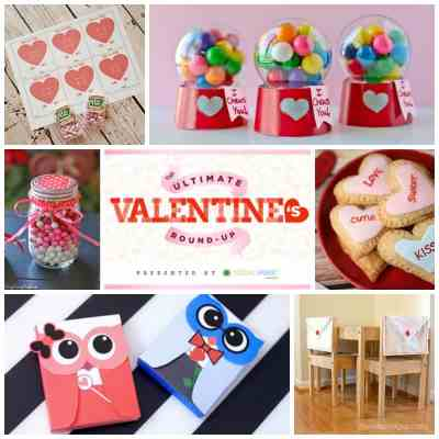 The Ultimate Valentine's Day Roundup
