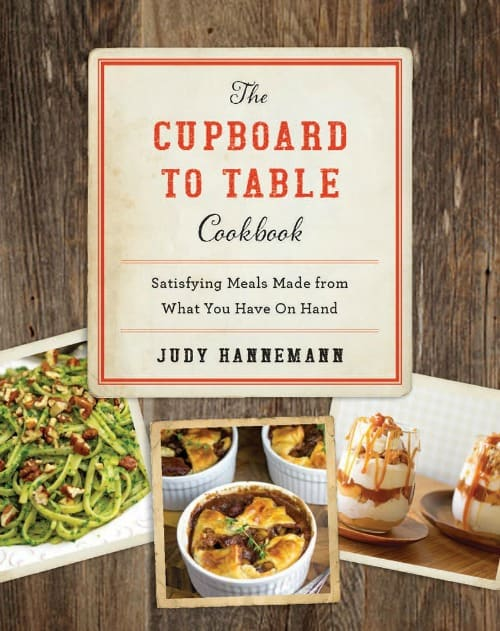cupboard to table cookbook
