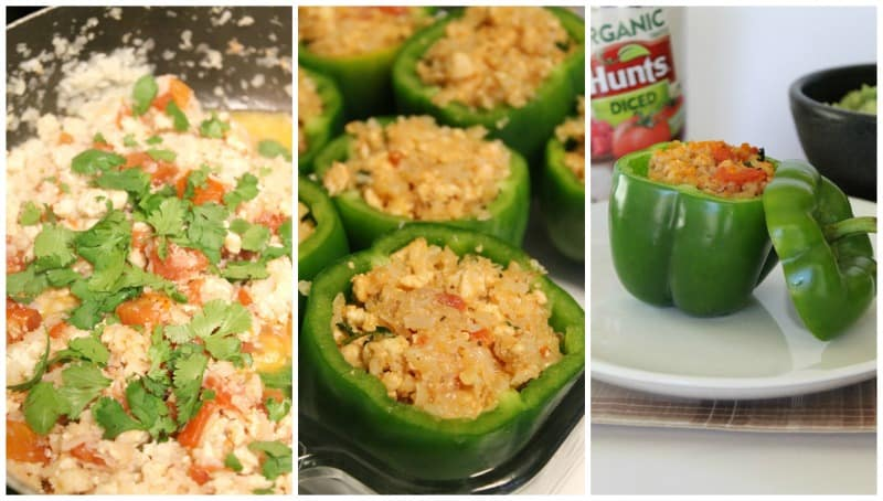 how to make stuffed bell peppers