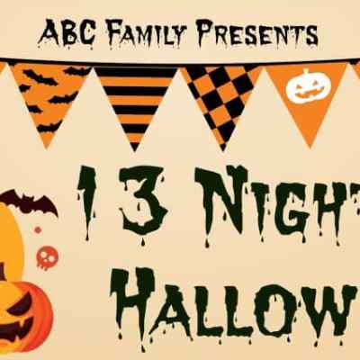 13 Nights of Halloween – ABC Family