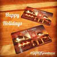Cheddar's Scratch Kitchen - Give The #GiftOfGoodness This Holiday