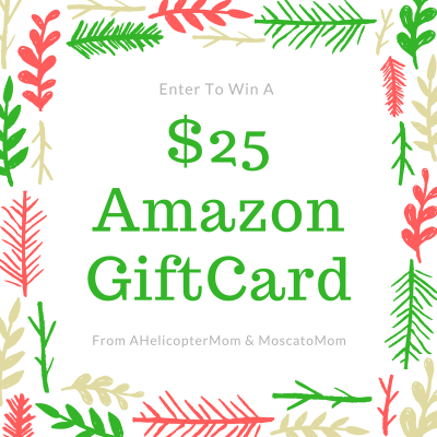 Happy Holidays – $25 Amazon Giveaway