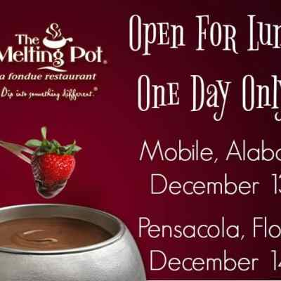 Melting Pot Special Lunch Plus $50 GC Giveaway