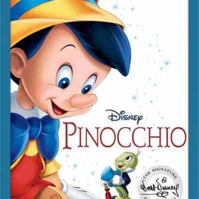 Disney's Pinocchio Signature Collection DVD