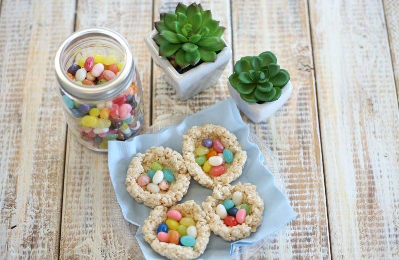 Robin's Nest Easter Recipe