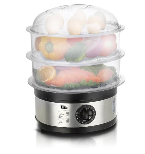 whole30 food steamer