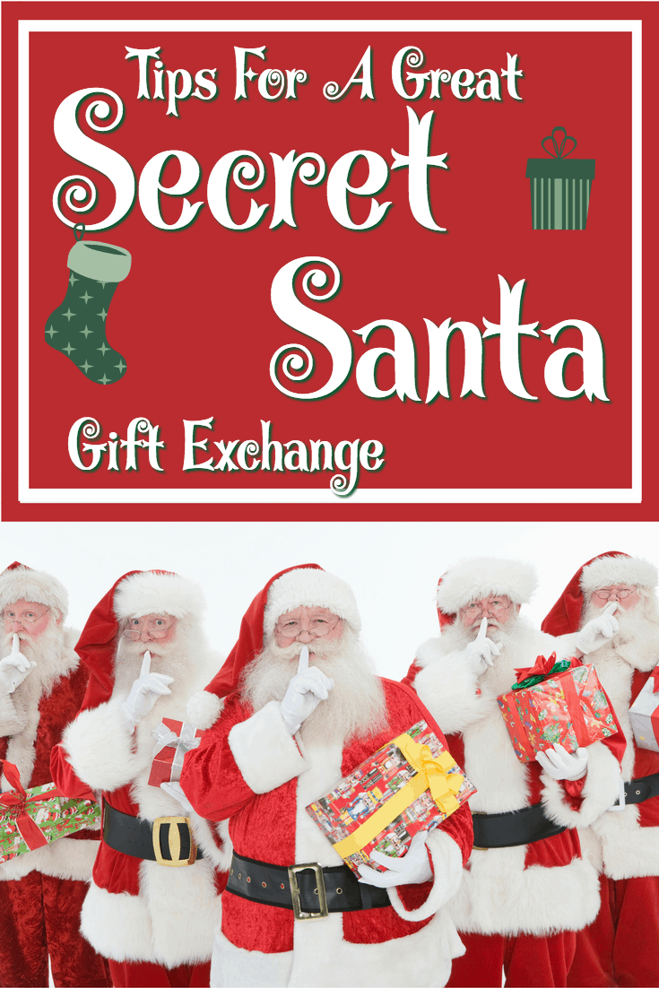 Tips For How To Run A Successful Secret Santa Gift Exchange