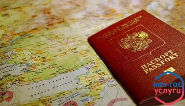Пошаговое оформление заявки на загранпаспорт через Госуслуги