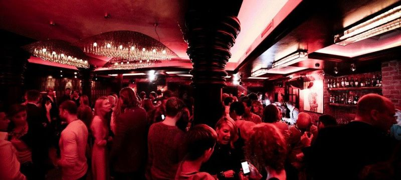 Moscow Top Nightlife Picks - Kisa Bar