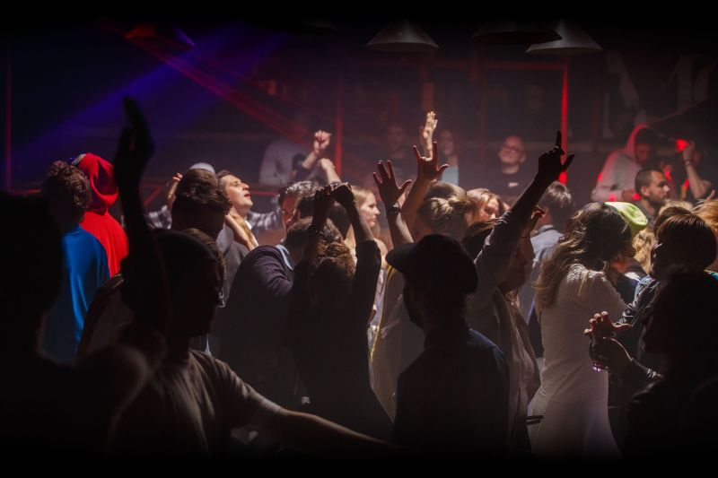 Moscow Top Nightlife Picks - Propaganda