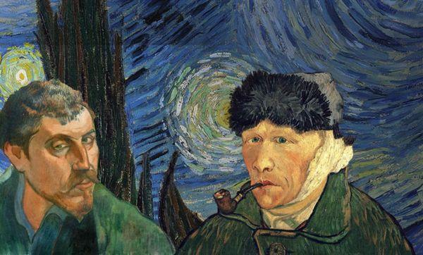 Ван Гог и Гоген в Москве | Москва