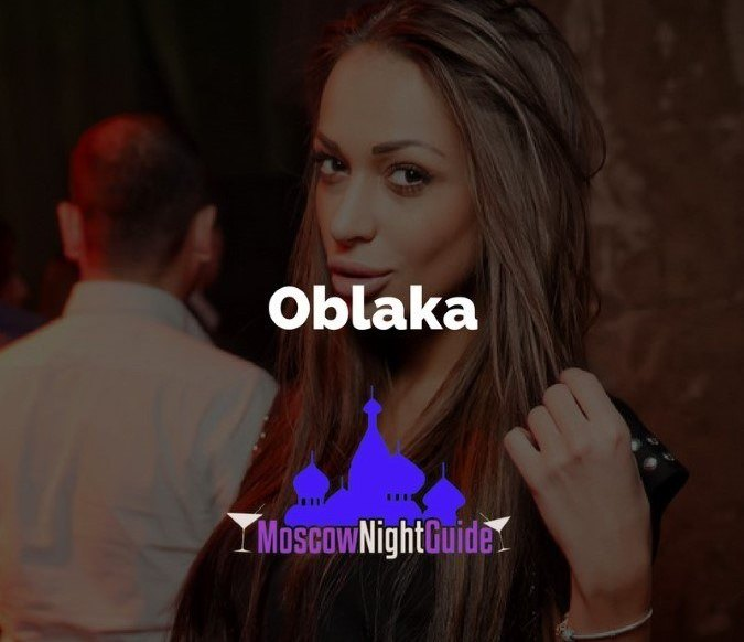Oblaka Club Moscow reviewed by Moscownightguide