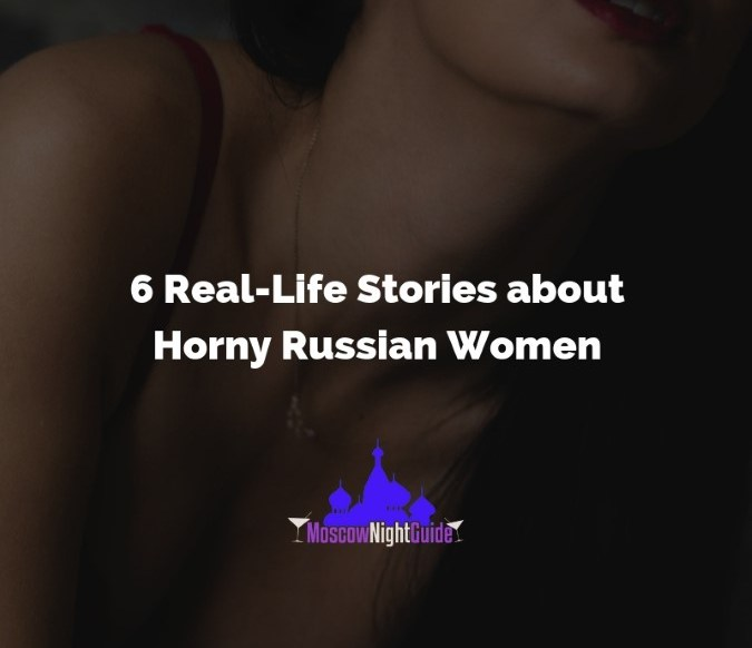 Horny Russian Women