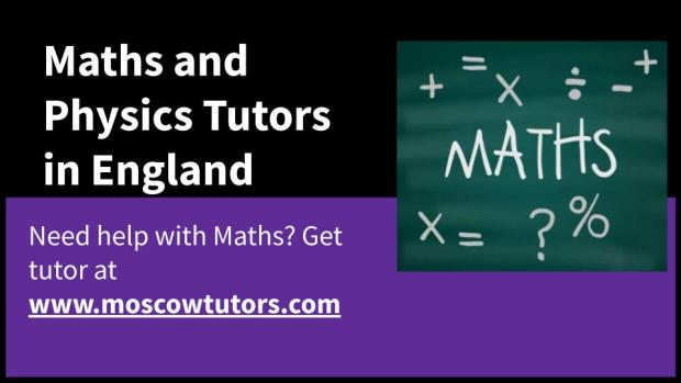 Maths and Physics Tutor