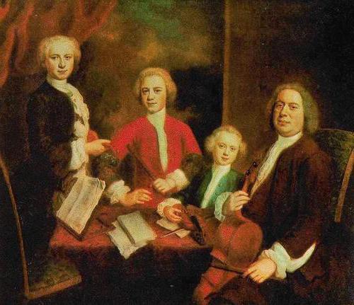 Бах иоганн себастьян самые известные композиции. Иоганн Себастьян ...