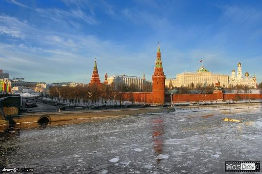 Москва   Фотографии   Галерея   Подборка: Водные ...