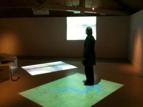 Interactive exhibition