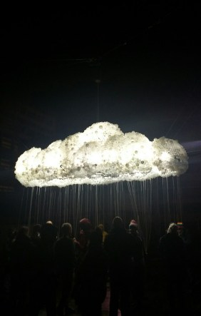 CLOUD by Caitlind r.c. Brown & Wayne Garrett (Canada)