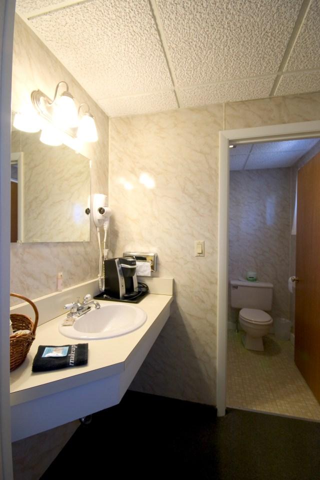 Town Motel - Bathroom alt view