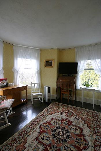 Very large third floor room